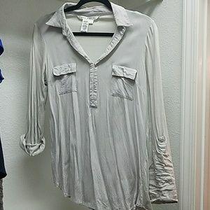 Lightweight casual shirt